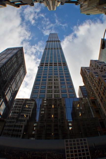Le 432 park avenue la plus haute tour r sidentielle du for Plus haute tour new york