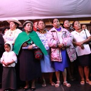 Déclaration commune des femmes indigènes d'Amérique Latine face à Habitat III, 17.10.2016