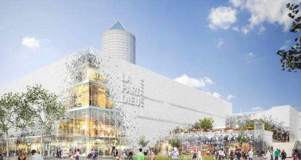 Centre Commercial de la Part-Dieu - Lyon