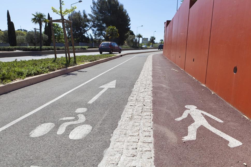 Quid du réseau de pistes cyclables du territoire français ?