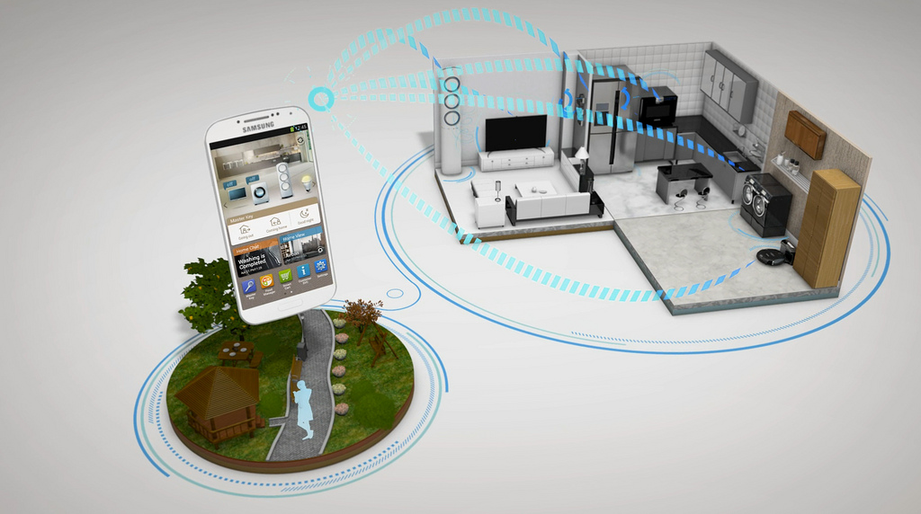 La maison connectée : home, smart home
