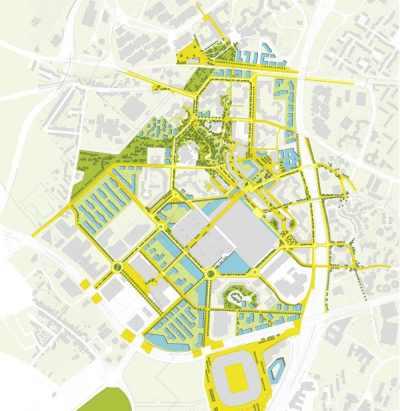 Plan général (source image : Agence Up)