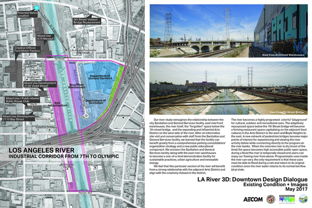 170525 - Los Angeles River Downtown Design Dialogue - AECOM Digital Presentation1