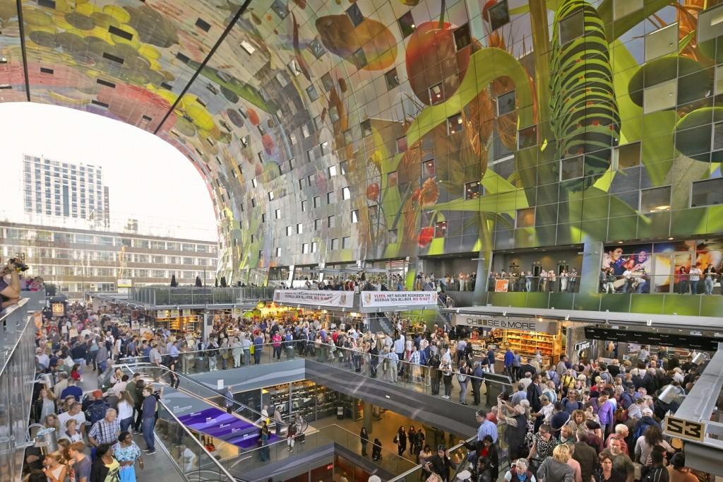 Market Hall - Rotterdam - MVRDV