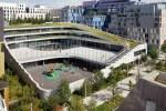 Groupe Scolaire de la Biodiversité Boulogne Billancourt – Crédits photo Chartier Dalix