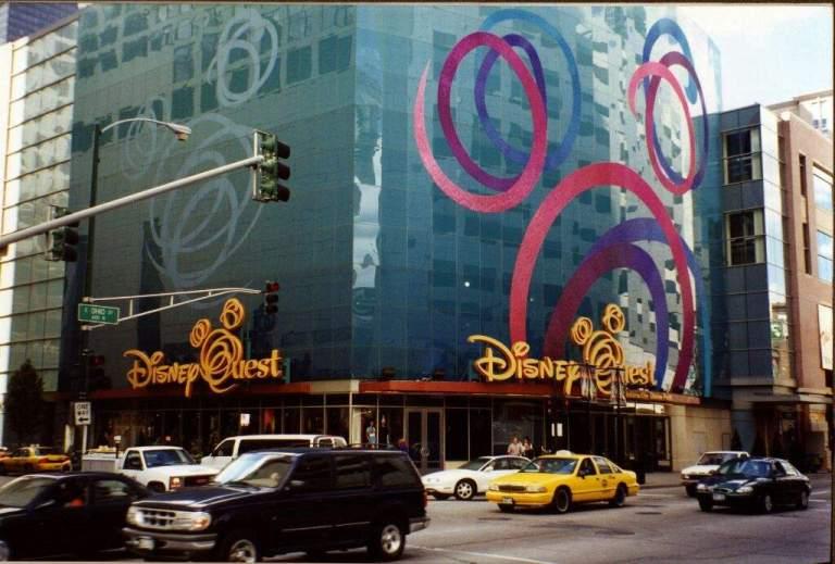 DisneyQuest - Chicago