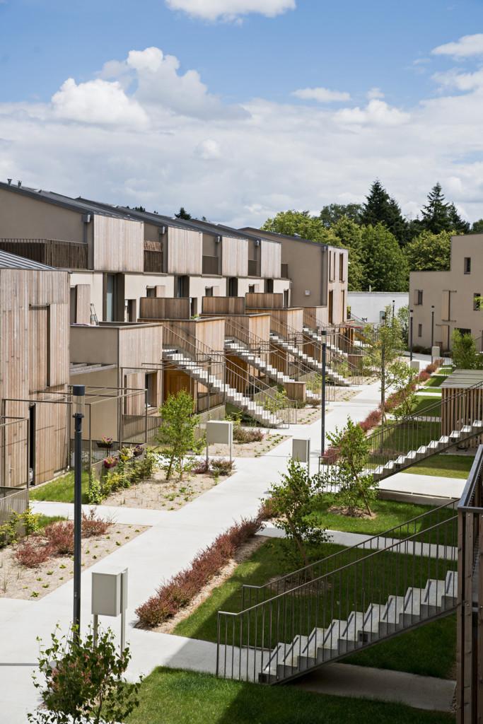 51 Logements - Sainte-Geneviève des Bois, Essonne (91) - Fabienne Gérin - Jean Architectes