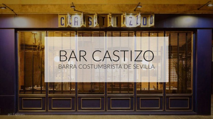 Bar Castizo, la barra costumbrista de Sevilla