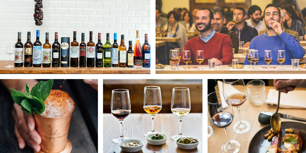 Sherry Week 2018: ¡abierto el registro de eventos!