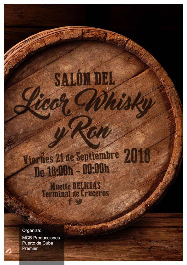V Salón del Licor, Whisky y Ron