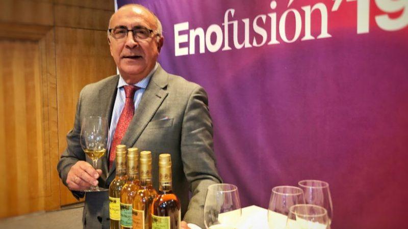González Byass presenta los Finos Palmas 2018 en Enofusión
