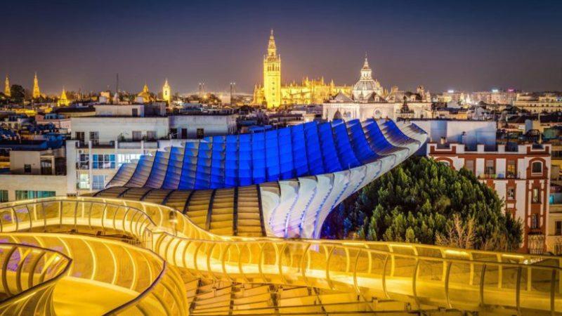 Mapa de Sevilla con las mejores recomendaciones locales (¡Actualizado!)
