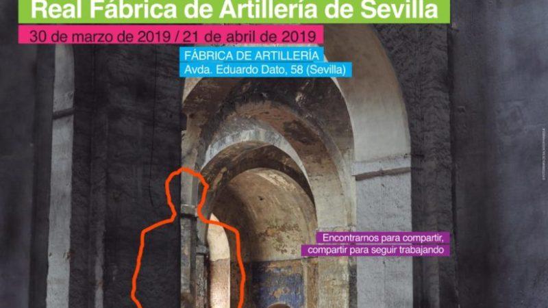 """La Fábrica de Artillería abre los fines de semana al proyecto audiovisual """"Rostros, Rastros, Restos"""""""