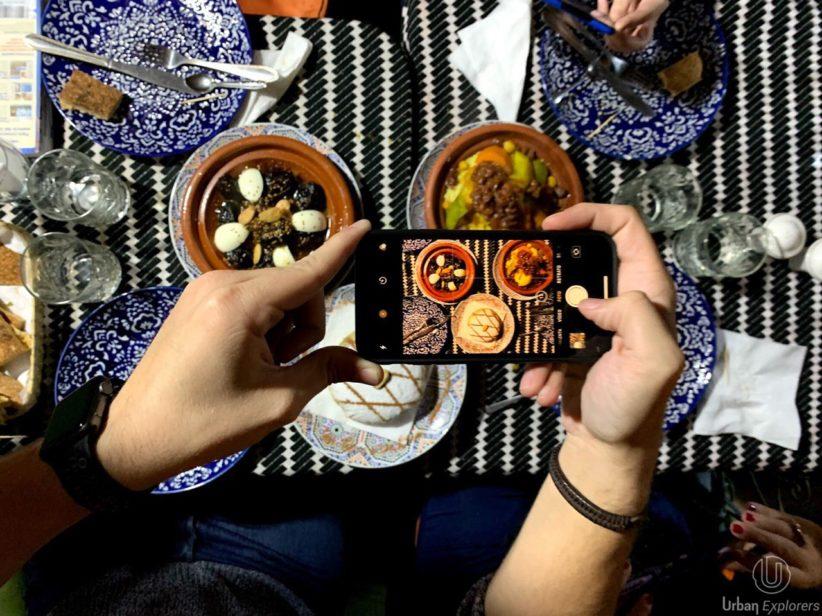gastronomia fez viajes desde Sevilla