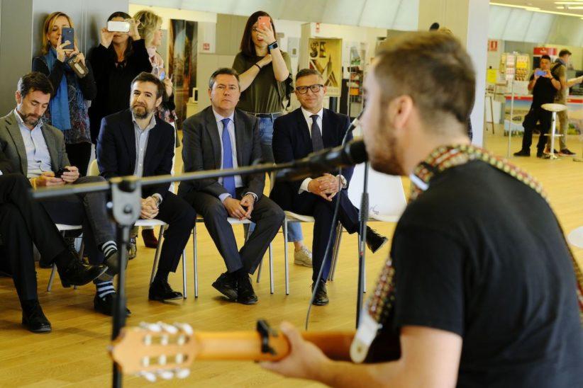 Sevilla acogerá los MTV European Music Awards 2019