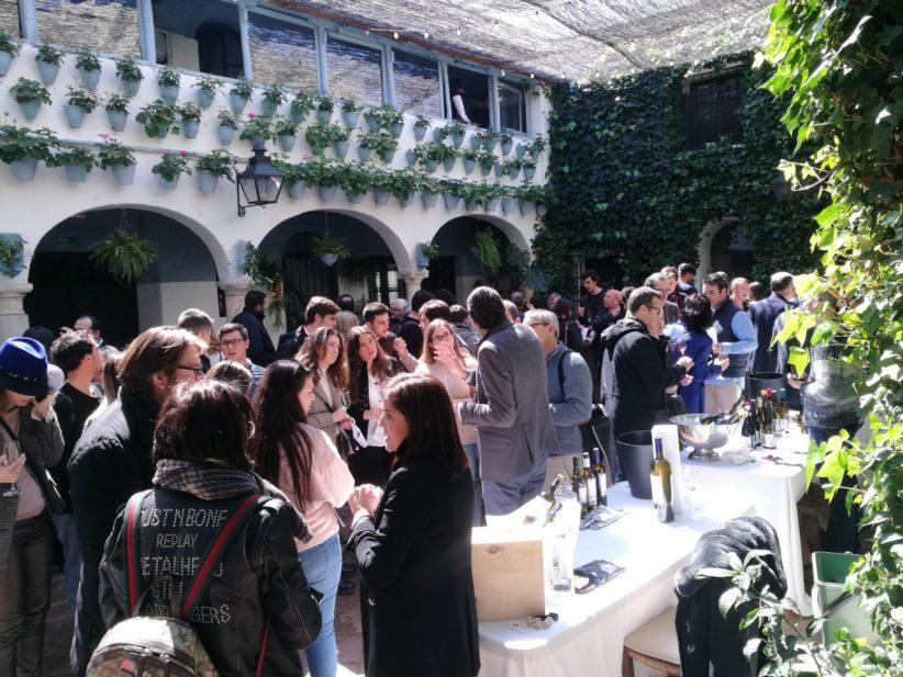 """Vinos de España, una pasión"" 2019 reúne en Córdoba a 44 bodegas nacionales"