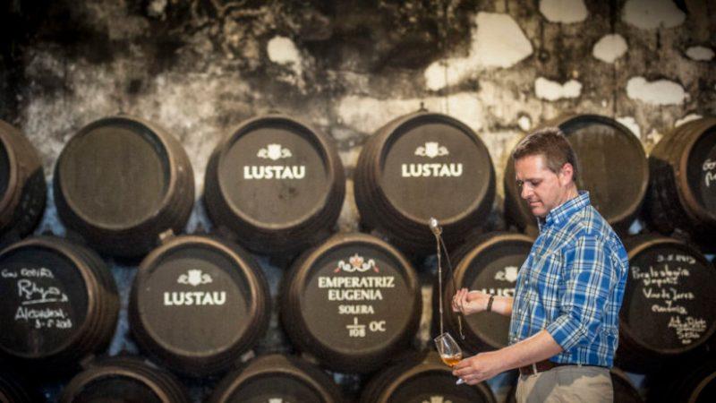 Lustau es la bodega más premiada de España