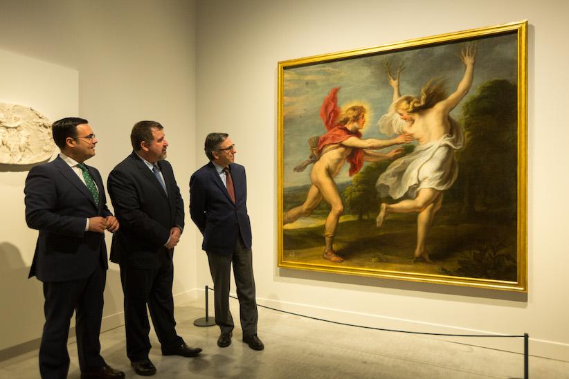 «Arte y mito: los dioses del Prado» en CaixaForum Sevilla