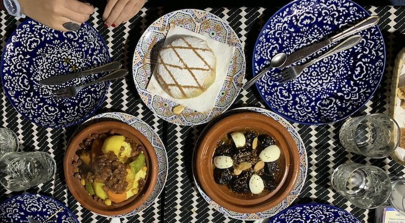 Marruecos en Sevilla: ¿dónde comer pastela?