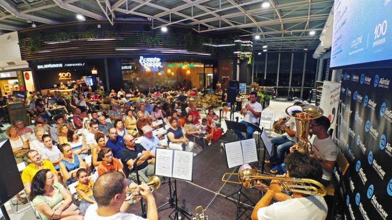 AireSur ofrece el último concierto del Festival de Verano de Juventudes Musicales de Sevilla