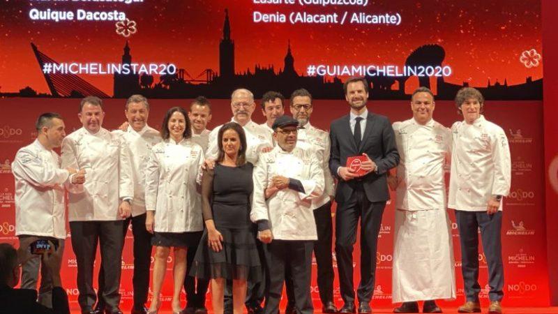 La Guía Michelin España & Portugal 2021 se entregará en Madrid