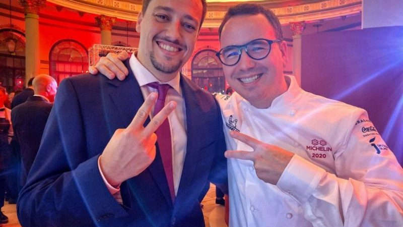 Estrellas Michelin 2020 en Andalucía: Noor, Skina y Bardal consiguen dos