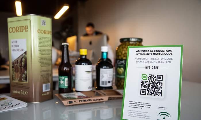 Naturcode, elegida por la Comisión Europea para etiquetas inteligentes