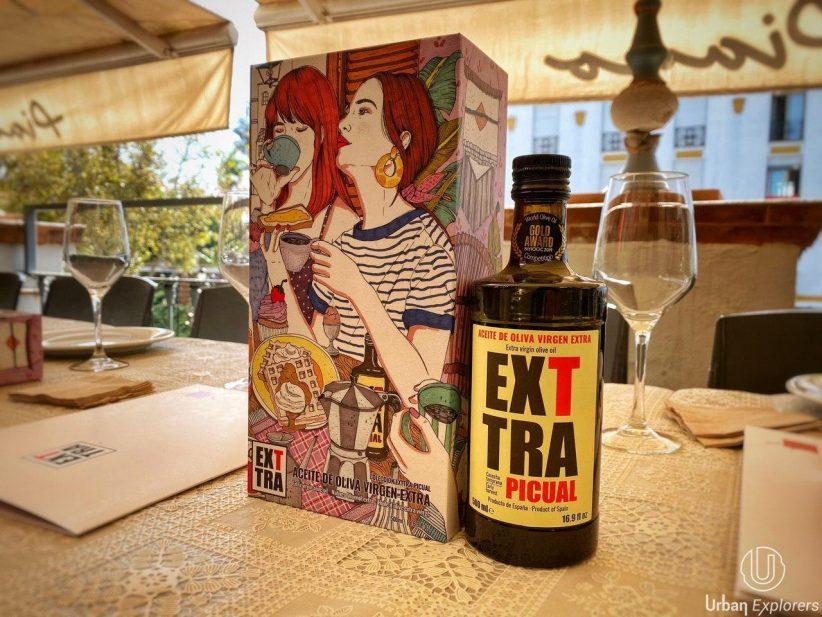 La nueva edición del AOVE Exttra viene ilustrada por Ana Jarén