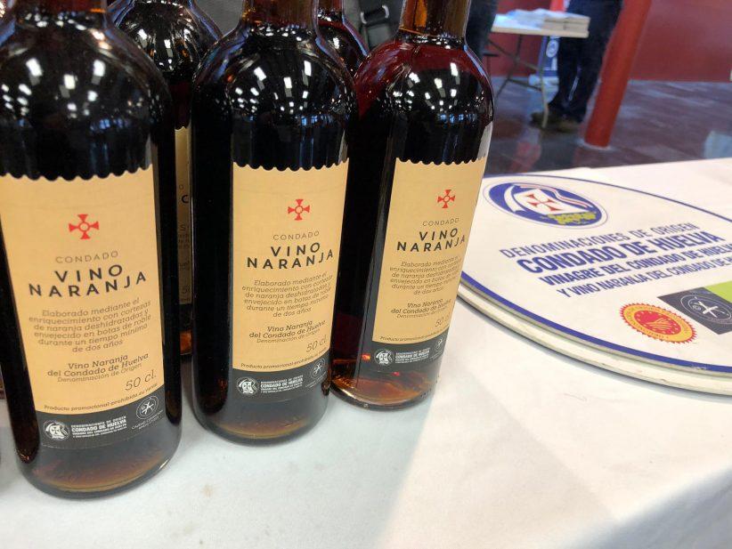 El Vino Naranja del Condado de Huelva renueva su IGP
