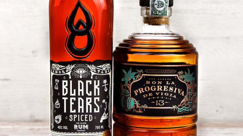 Williams & Humbert distribuirá los rones Black Tears y La Progresiva