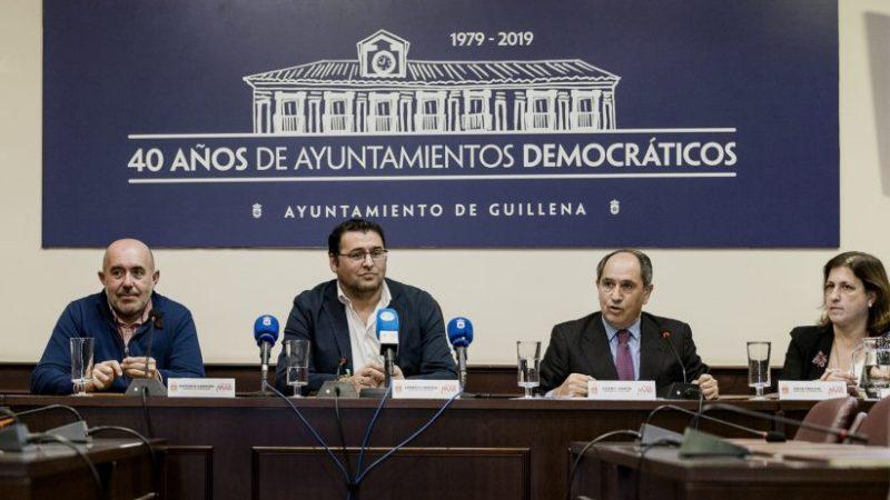 El Grupo MAS construirá su nueva plataforma logística en Guillena