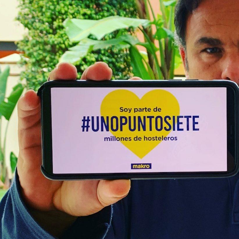 Makro lanza UnoPuntoSiete, plataforma de apoyo a la hostelería
