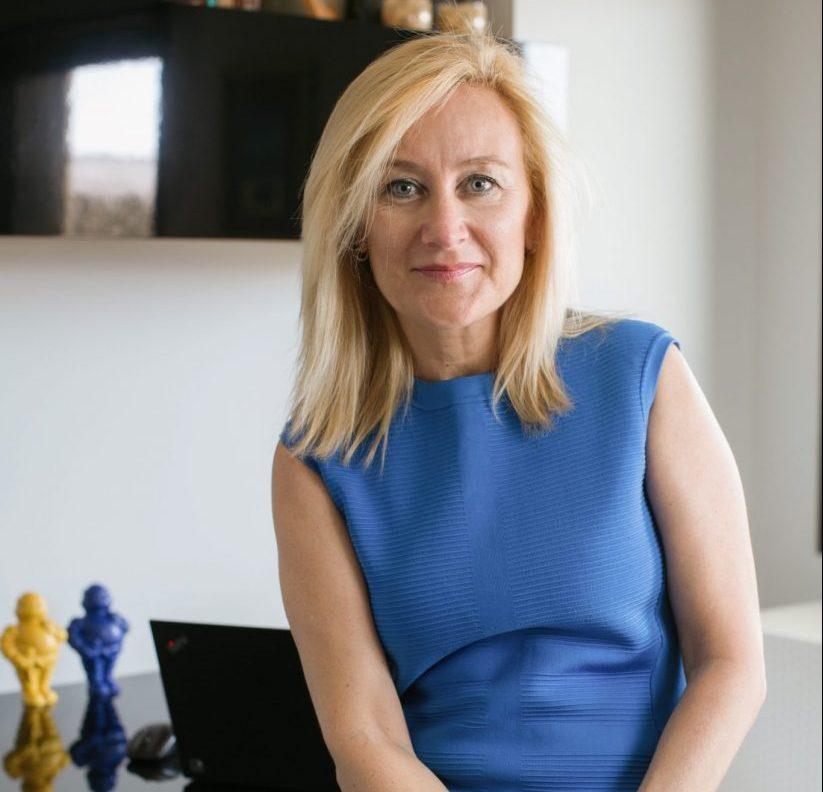 Mónica Rius es la nueva directora de comunicación y marcas de Michelin España y Portugal