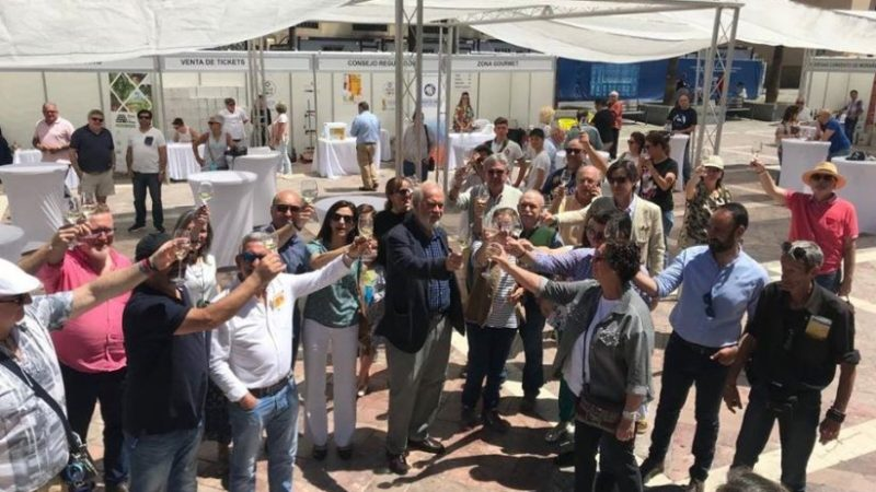 La D.O.P. Condado de Huelva invita a participar en un brindis virtual