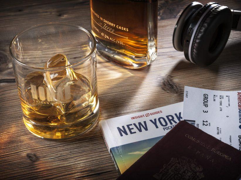 Nomad, el whisky con alma de Jerez, triunfa en Estados Unidos