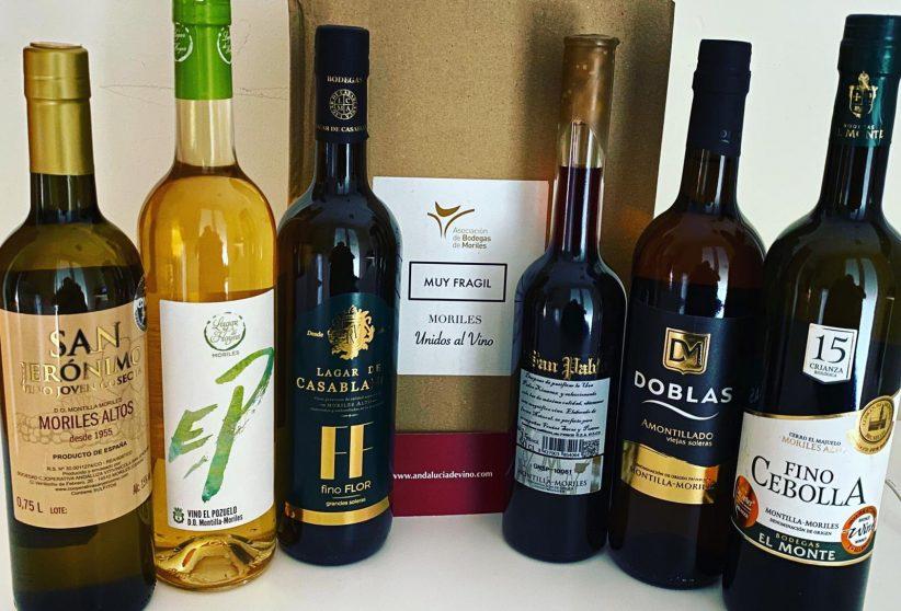 Éxito rotundo del I Taller Formativo Vinos de Moriles