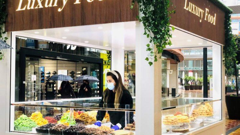 Luxury Food se instala en el Centro Comercial Torre Sevilla