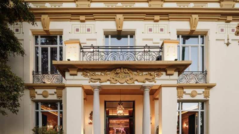 Casa Ozama, la gran apuesta de la nueva hostelería sevillana