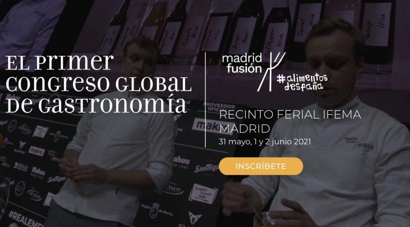 ¿Quiénes ponen el acento andaluz en Madrid Fusión 2021?