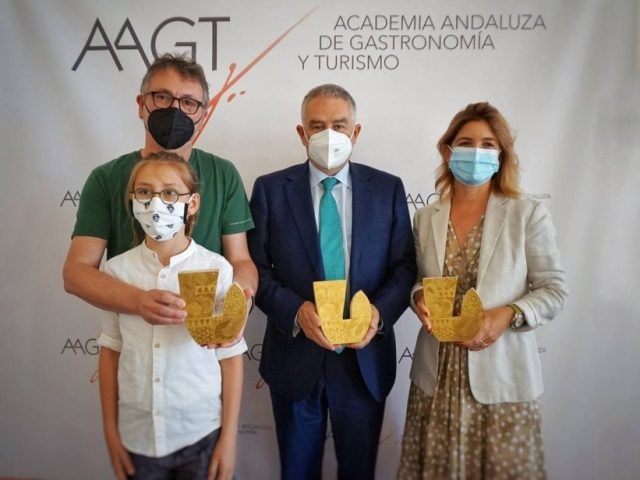 Premios AAGT 2020