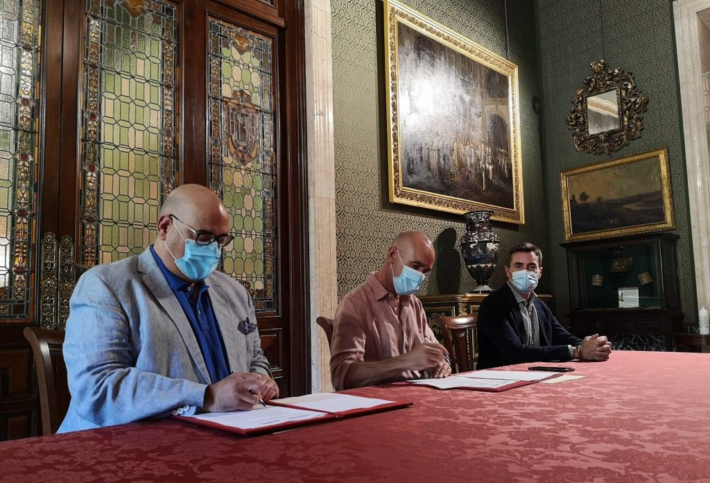 Ayuntamiento y Club Español de Alta Gastronomía acuerdan impulsar Sevilla como referente culinario