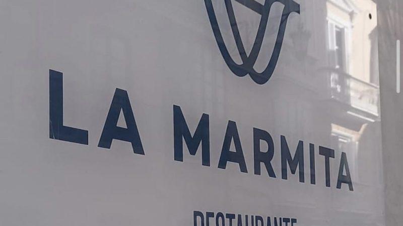 El restaurante La Marmita abre en la calle Ancha de Cádiz con Álvaro Cano