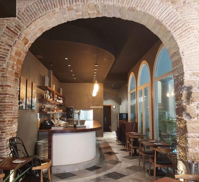 restaurante La Marmita, Cádiz
