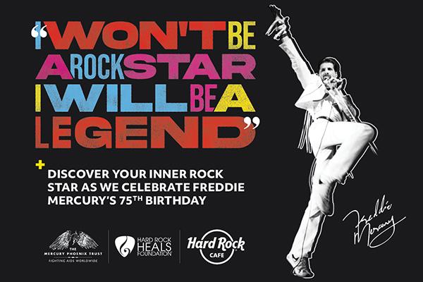 «Freddie For A Day» vuelve al Hard Rock Cafe de Sevilla