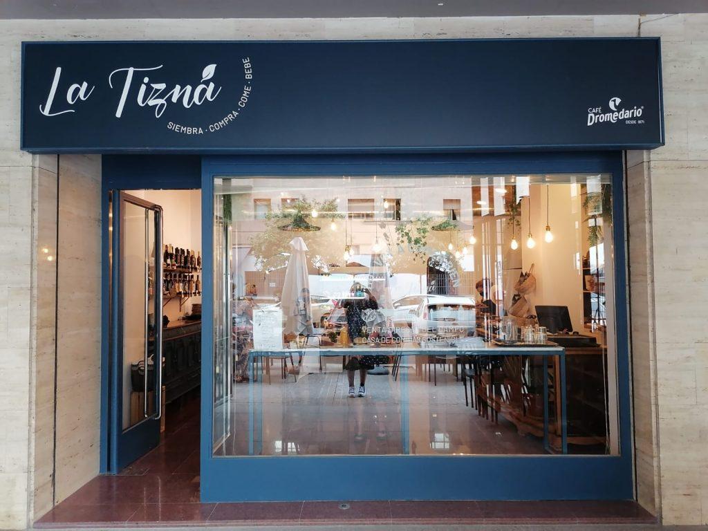 La Tizná y su gastronomía sostenible reabren en La Buhaira