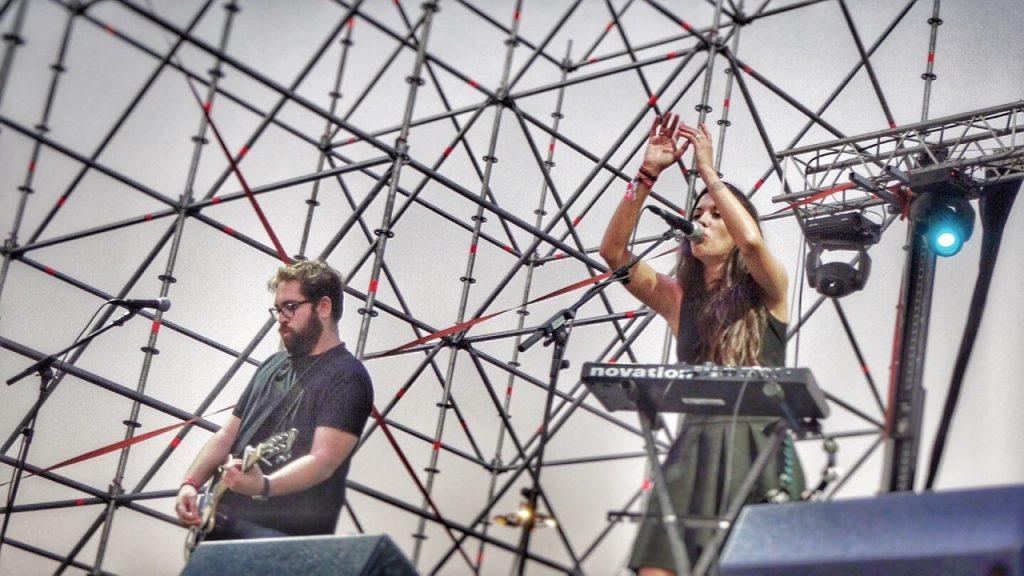 El Festival Alcances finaliza con proyecciones y conciertos al aire libre
