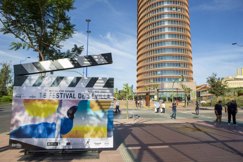 Sevilla se llena de claquetas de cine con motivo del SEFF 21
