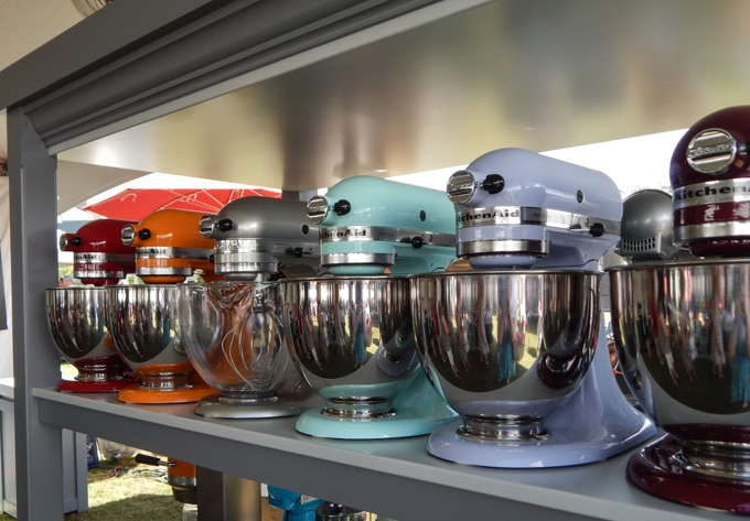 Kitchen Aid Mixers