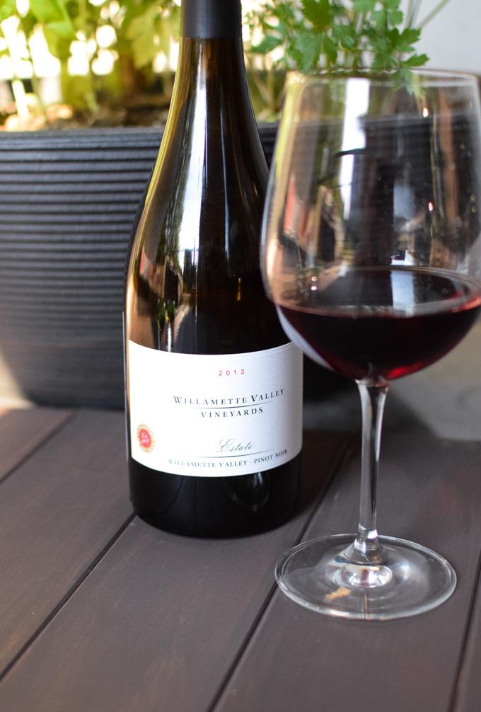Willamette Valley Vineyards Pinot Noir
