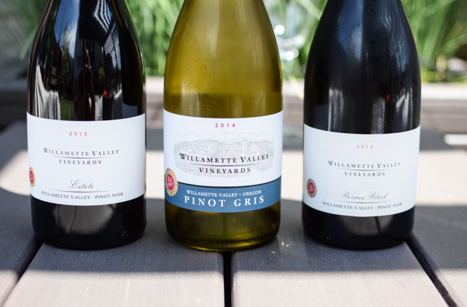 Willamette Valley Wines